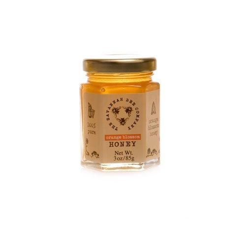 Savannah Bee Company Orange Honey - Orange Blossom Honey by Savannah Bee Co. (3 ounce)