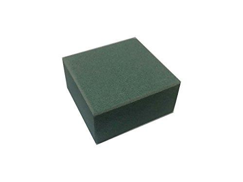 scherenkauf Reinigungsstein 48 x 50 x 25mm, grünes Siliziumkarbid (Korn Fepa 180, 48 x 50 x 25mm)