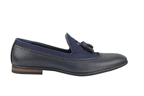 Xposed - Zapatillas Bajas hombre azul marino