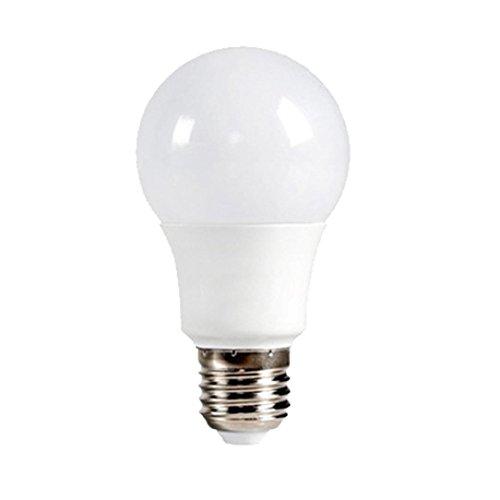 Fiaya LED Non-Dimmable Lamp E27 Base 110V 220V LED Bulb LED Bulb Actual Power 5W 7W 9W 12W 15W Cool White Lamp Lampada Led Bombillas (220V 9W)