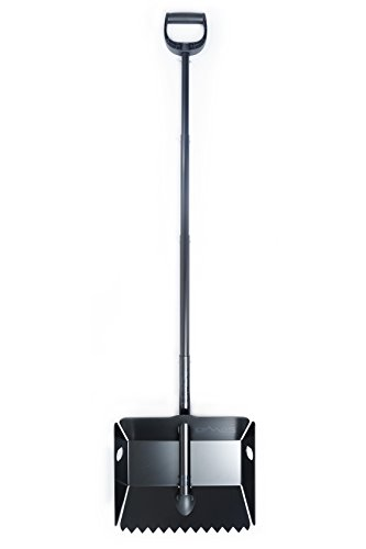 DMOS Snow Shovels Original Alpha: Packable Emergency Car Snow Shovel - Lightweight Compact for Snow...