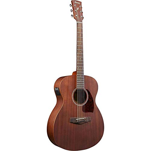 Ibanez Performance Series PC12MHCEOPN Grand Concert Acoustic-Electric Guitar Satin Natural