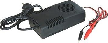 ALCAPOWER - Cambio de Cargador de la Fuente de alimentación para acumuladores de Plomo de 24V 3A Alcapower 702006