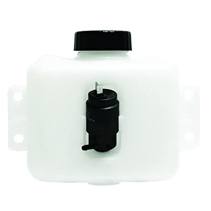 amazon com 2 quart hdpe windshield washer tank assembly with 12