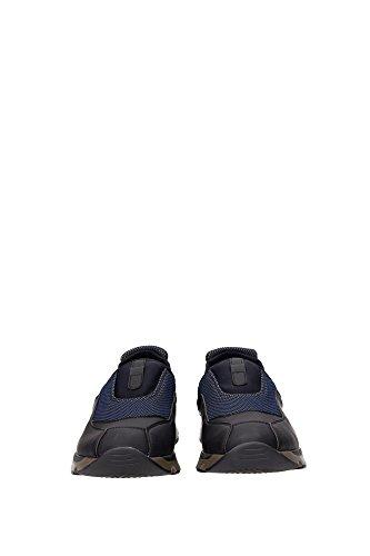Azul Marni Eu Sneakers Marino snzwt02g02tp507zi418 Mujer nIpwZqPRqS