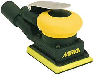 Mirka MR-34 Orbit Finishing Sander 3mm Orbit Finishing Sander, 3 x 4
