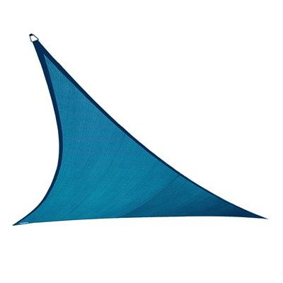 Coolaroo 473808 Coolhaven Shadesail, 12' Triangle Sapphire