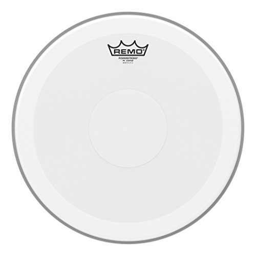 Remo P40113-C2 Coated Powerstroke 4 Drum Head - 13-Inch - Clear - 3 Snare Powerstroke Coated