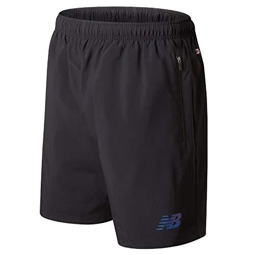 New Balance Pinnacle Tech Training Shorts (Extra Large) Black (New Balance Compression Short)