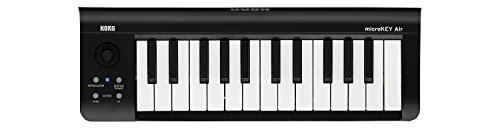 Korg microKEY air 25 - Key Bluetooth and USB MIDI Controller by Korg