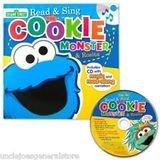 Download Sesame Street Read & Sing Along Book & Music CD ~ Cookie Monster & Rosita & the Beanstalk pdf