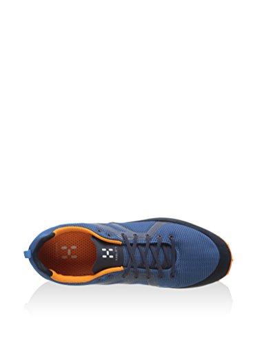 Haglöfs Gram Pulse - Zapatillas trail running Hombre - azul 2016 Negro