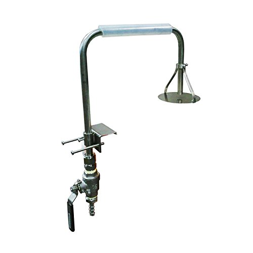 HomeBrewStuff Stainless Steel Sparge Arm w/Ball - Rotating Sparge Arm