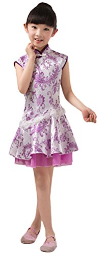 Soojun Chinese Cheongsam Princess Dresses