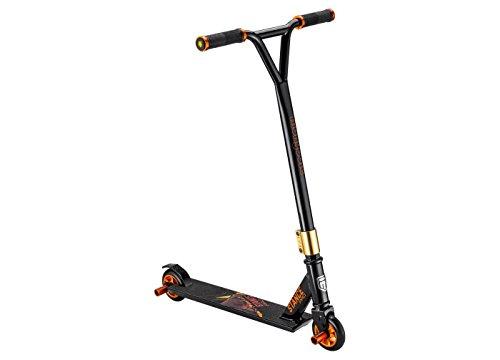 Mongoose Stance Pro Scooter - Black/Orange