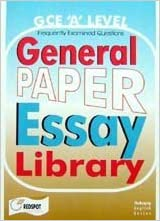 Gce A Level General Paper Essay Library Redspot Publishing  Flip To Back Flip To Front