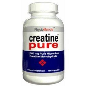 La créatine pure Monothydrate - 90 gélules 1500mg