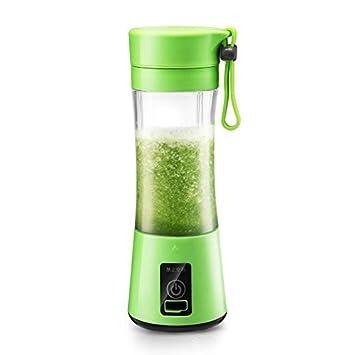 Juicer eléctrico Juice Cup Eléctrico Juicer de carga Multi-función de plástico Mini Copa de mezcla-Is: Amazon.es: Hogar