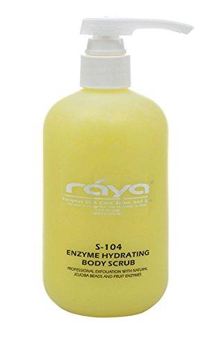 104 Body - Hydrating Body Scrub 16 oz (Pineapple) (S-104) | RAYA