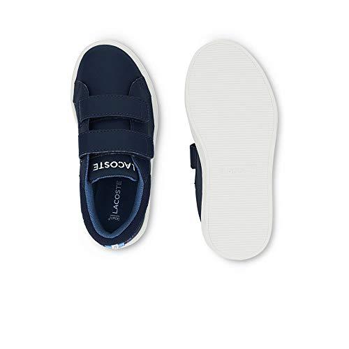 Noir Blanc Chaussures Rouge Lacoste Sportswear Enfant 37cui0024 ICzPwOq