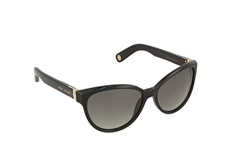Marc Jacobs Sunglasses - MJ465/S / Frame: Black Lens: Grey - Marc Sunglasses Jacobs By
