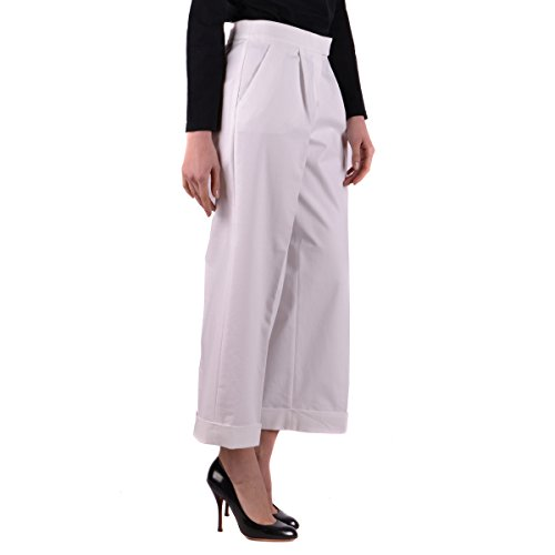 moschino moschino moschino blanc pantalon pantalon