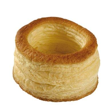 Hoteliere Bouchée Ready to Fill Puff Pastry Shells - Vol au Vent - 3.35'' - 72 pcs