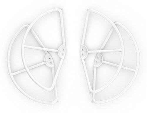 DJI Part28 Phantom 2 Series 9-Inch Prop Guards (White)