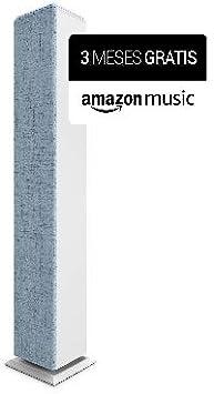 Energy Sistem Smart Speaker 7 Torre de Sonido Inteligente con Alexa Integrado (Wi-Fi, Bluetooth, USB, Spotify/Airplay)