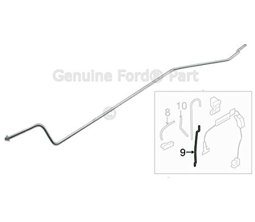 Genuine Reliable Back Door-Latch Rods Right Compatible w/Ford 2008-14 E-350 Quick Delivery ()