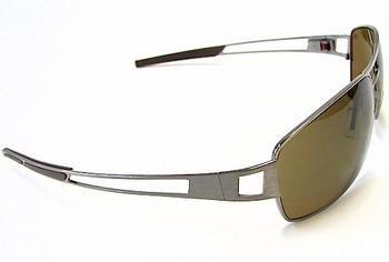 92ce7ae8828 Tag Heuer Speedway 0203 Sunglasses TagHeuer Gunmetal 201 Polarized   Amazon.co.uk  Clothing