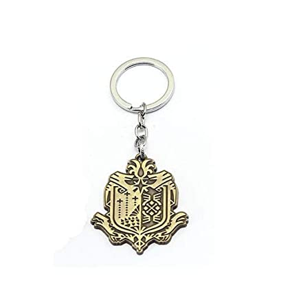 Value-Smart-Toys - New Game Monster Hunter Online Keychain ...