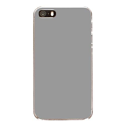 "Disagu Design Case Coque pour Apple iPhone 5 Housse etui coque pochette ""Grau"""