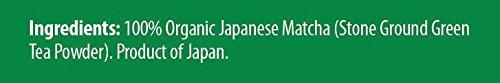 Jade Leaf Matcha Green Tea Powder - USDA Organic - Premium Ceremonial Grade (For Sipping as Tea) - Authentic Japanese Origin - Antioxidants, Energy [30g Tin] by Jade Leaf Matcha (Image #8)