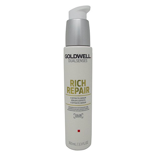 Price comparison product image Goldwell Dualsenses Rich Repair 6 Effects Serum,  3.4 Ounce