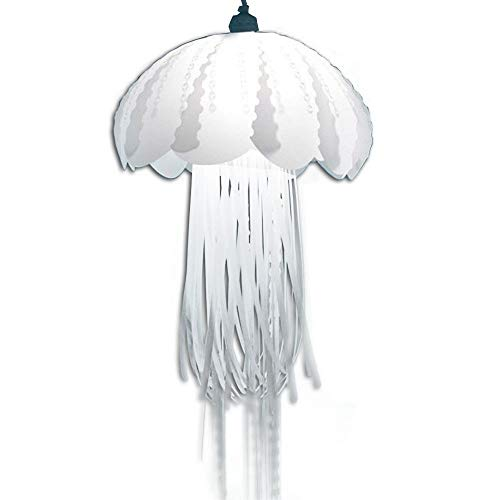 Glass Jellyfish Pendant Light in US - 2