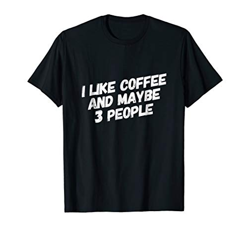 Price comparison product image Christmas Shirts Coffee And 3 People Vintage Coffee Lover