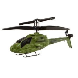 Air Hogs R/C AH-64 Army Apache Havoc Heli Indoor