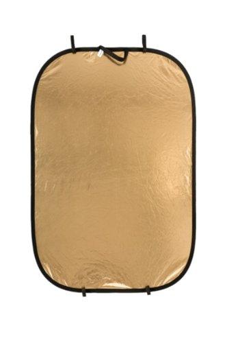 - Lastolite by Manfrotto Panelite Reflector - 180 x 120 cm, Gold/White