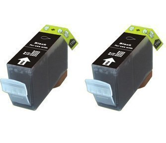 2pk non OEM Canon PGI-220 compatible black ink Ink Cartridge With CHIP! (2) PGI 220 black. Fits Canon All-in-One Machines PIXMA MP620 PIXMA MP980 PIXMA MX860(PIXUS MP610) Canon Photo Printers PIXMA iP3600 PIXMA iP4600.