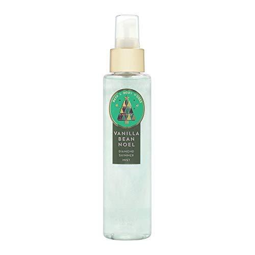 Bath Body Works Vanilla Bean Noel Diamond Shimmer Mist