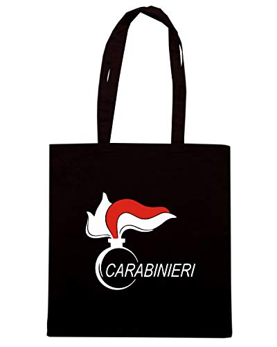 CARABINIERI Speed Borsa Nera OLDENG00436 3 Shopper Shirt X0q8XB