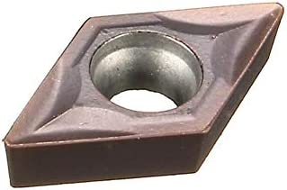 ZYL-YL 10pcs DCMT070202 Carbide Inserts for SDJCR1010H07 Turning Tool Holder Cemented Carbide Inserts