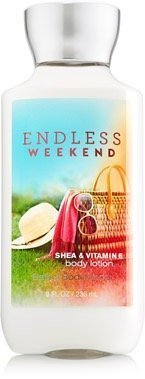 Endless Weekend Lotion By Bath and Body Works (Fresh Sorbet Body Lotion)
