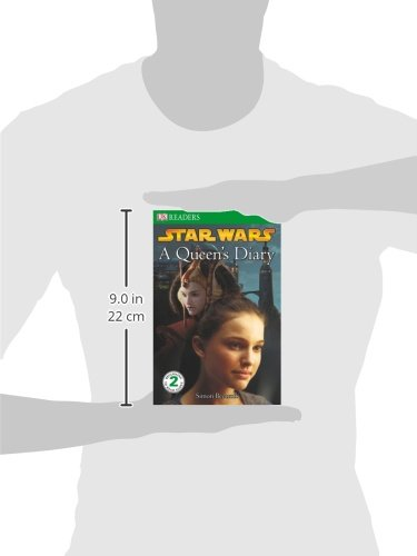 Star Wars: A Queen's Diary by DK CHILDREN