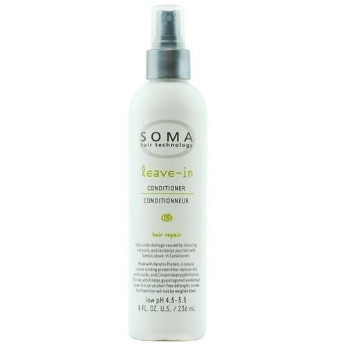 Soma Hair Technology Leave-in Conditioner Hair Repair 8 Oz Health Care Family