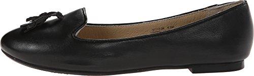 Gabriella Rocha Women's Tassel Black Vintage Leather Loafer 10 M