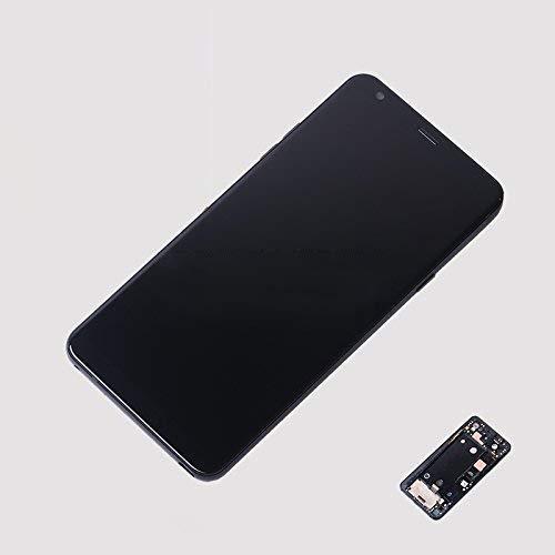 Pantalla Digitalizadora Tactil Para Ara LG Stylo 4 Negra