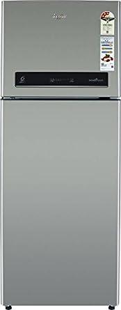 Whirlpool 340 L 3 Star Frost Free Double Door Refrigerator(IF 355 ELT, Arctic Steel)