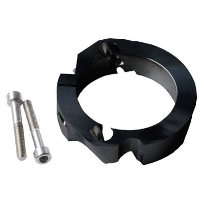 Tusk Exhaust Flange Support - Fits: KTM 250 XC-W (E-Start) 2008-2016